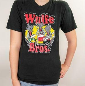 Wulfe Brothers Band Tshirt